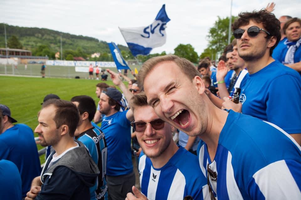 SV Pfrondorf - TGV Engstingen 6:0 - Fans